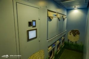 Waschsalon: AIDA Sphinx Klasse